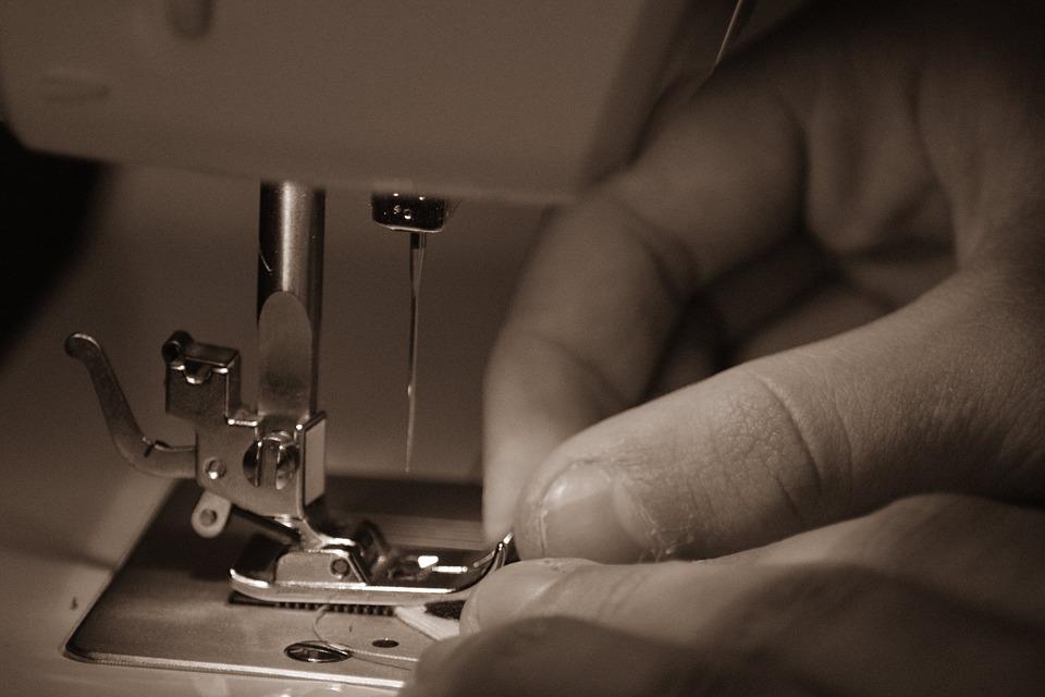 La couture et ses machines